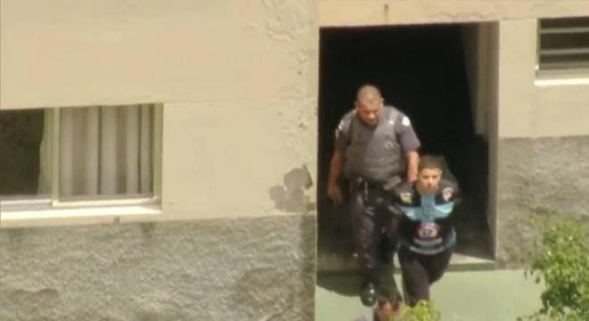 Homem foi preso na tarde desta quinta-feira (13)