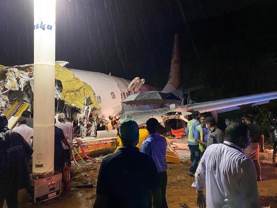 O acidente aconteceu no início da noite desta sexta-feira (7) e chovia na região