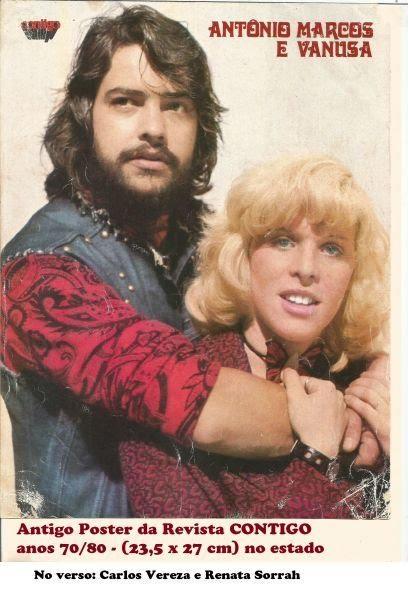 Os relacionamentos também ocuparam as manchetes. A artista namorou cantores como Jair Rodrigues, Wanderley Cardoso e Antônio Marcos